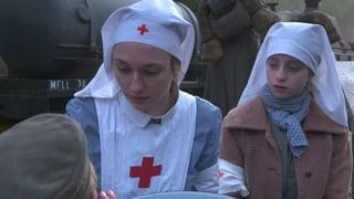 Video «Kleine Hände im Grossen Krieg: Der Schmerz (3/8)» abspielen