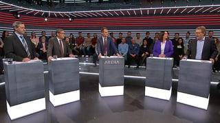 «Arena»: Kampf um das Sturmgewehr – wird die Schweiz entwaffnet?