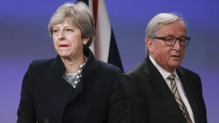 Noch kein Durchbruch beim Brexit
