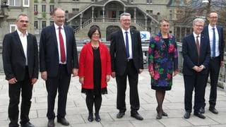 SVP-Angriff gescheitert: Status quo im Freiburger Staatsrat (Artikel enthält Video)