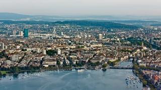 Nur in Wien lebt es sich besser als in Zürich
