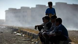 IS-Kämpfer foltern Jugendliche aus Kobane