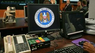 US-Geheimdienst NSA räumt «unbeabsichtigte» Fehler ein
