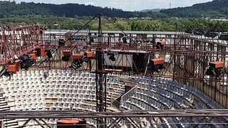 Oper Schenkenberg: Die letzten Takte vor dem Start