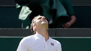 Trumpada per Roger Federer