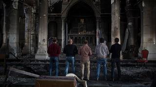 Nach dem IS: Christen zögern mit Rückkehr nach Karakosch