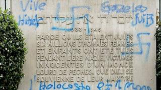 Antisemitismus in der Schweiz auf dem Vormarsch
