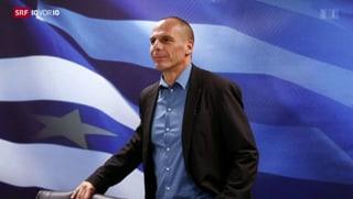 Yanis Varoufakis – Rebell – Ökonom – Minister