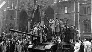 Vor 60 Jahren wurde der Volksaufstand in Ungarn blutig beendet. Viele zog es damals in die Schweiz. Eine Chronologie.