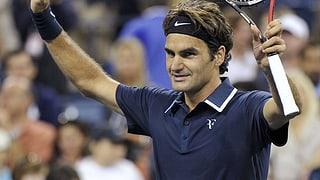 Roger Federer: «Ich spiele Luftgitarre auf dem Tennisschläger»