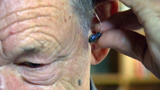 Hörgeräte-Träger brauchen Geduld