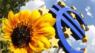 Eurozone gesundet nur langsam