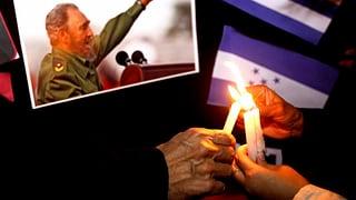 So wird in Kuba um den verstorbenen Fidel Castro getrauert