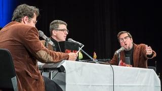 «Real Live»: Radio von der Showbühne