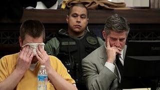 Ex-Polizist muss fast sieben Jahre ins Gefängnis (Artikel enthält Audio)