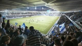 Das Zürcher Stimmvolk soll die Stadionpläne versenken