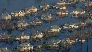 Hurrikan «Katrina»: Als New Orleans in den Fluten versank