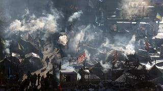 Ukraine: Armee nimmt Janukowitsch in die Pflicht