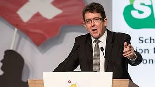 SVP-Präsident Rösti: «Schweiz lässt sich vorführen»