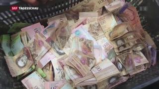 Venezolaner dürfen nun doch weiter mit Hunderternoten bezahlen