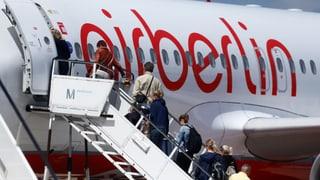 Insolvenz bei Air Berlin – die wichtigsten Fragen und Antworten