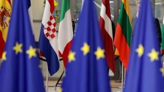 «EU-Erklärung ist schärfer ausgefallen als erwartet»