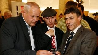 Aargauer SVP will keine Verjüngungskur im Nationalrat