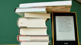 Gedruckte Bücher drängen E-Books zurück