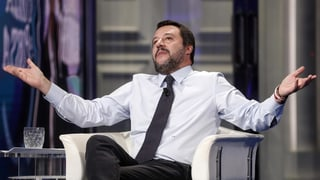Matteo Salvinis fragwürdige Nähe zum Neofaschismus