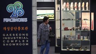 Kaesong: Nordkorea reicht südlichem Nachbarn die Hand
