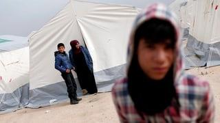 Schweiz nimmt 2000 syrische Flüchtlinge auf