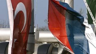 Türkei und Russland wieder auf Tuchfühlung