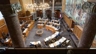 Ex-Parlamentarier müssen Mandate nicht offenlegen