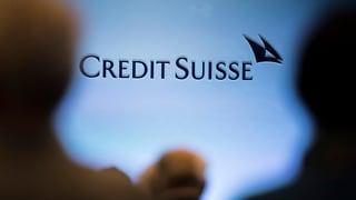 Weko büsst Credit Suisse wegen Zinskartell