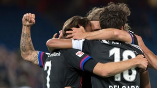 Basel distanziert YB nach Steigerungslauf