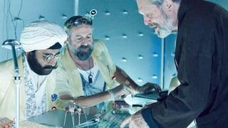 Bei «The Zero Theorem» wird Science-Fiction zu Nostalgie