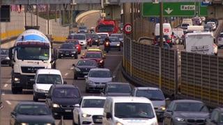 Der Verkehr soll in den Boden – die Bevölkerung protestiert