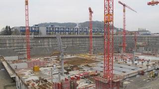 In Schafisheim ist die grösste private Baustelle der Schweiz