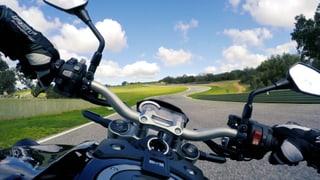 Video «Töff-Special: Custom Bikes und Strassenmaschine» abspielen
