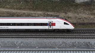 Bahnlinie zwischen Olten und Aarau ist wieder frei
