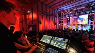 Satirischer Abstimmungskampf live aus Freiburg