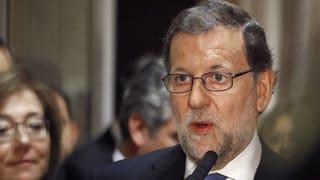 Rajoy conceda problems da furmar regenza spagnola