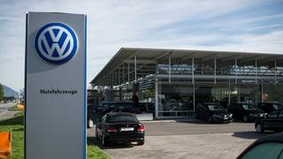 Scandal da svapur: VW reparescha autos davent dal schaner 2016
