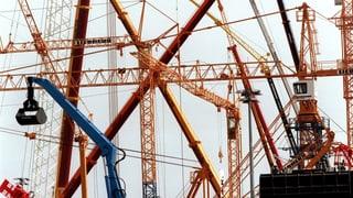 Bauwirtschaft legt weiter zu, Detailhändler kämpfen