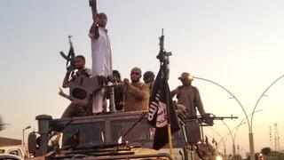 Bedrängter «Islamischer Staat» startet rhetorische Gegenoffensive