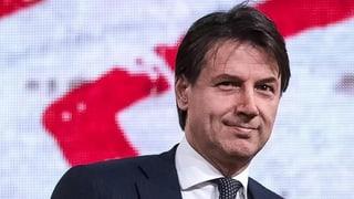 Grosse Hürde für Giuseppe Conte