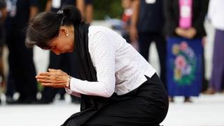 Zeichen der Versöhnung in Burma – nur Rohingya zählen nicht