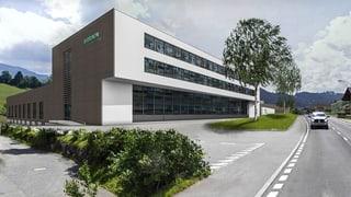 B. Braun investiert 80 Millionen in Standort Escholzmatt