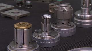 Schweizer Maschinenindustrie tritt auf der Stelle