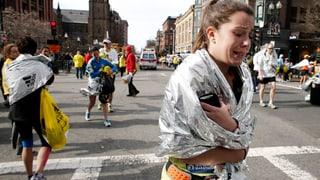 Weltweite Bestürzung nach Anschlägen in Boston